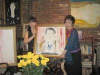 Bà đại sứ và bức họa dang dở của Trịnh Công Sơn