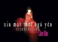 Cẩm Vân 10 tuổi đã biết hát nhạc Trịnh hay