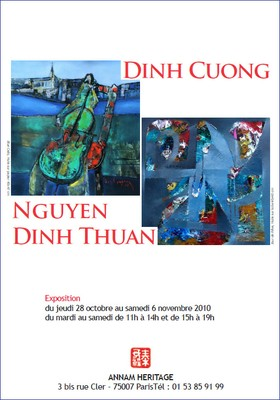 Exposition Dinh Cuong