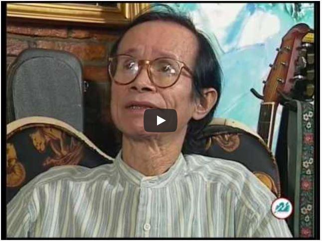 Phim tài liệu về Trịnh Công Sơn
