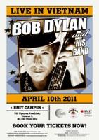 Giảm giá vé xem chương trình Bob Dylan cho sinh viên - học sinh