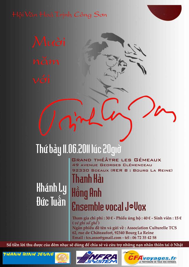 Mười năm với Trịnh Công Sơn - poster