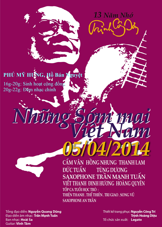 Poster 13 năm