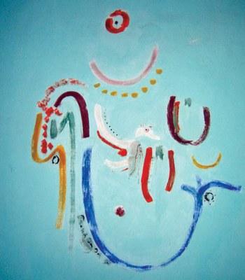 Tranh vẽ trên tường