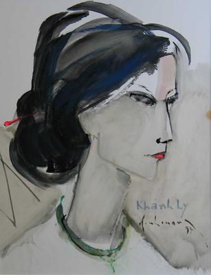Đinh Cường, 1994