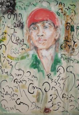 TCS vẽ chân dung ÔQC, 1999