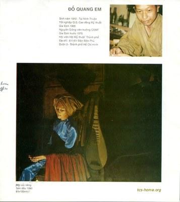 Triển lãm 1990 - Đỗ Quang Em