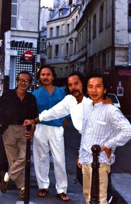 TCS, Bửu Ý, Phạm Nhuận và Ông Qúy Công