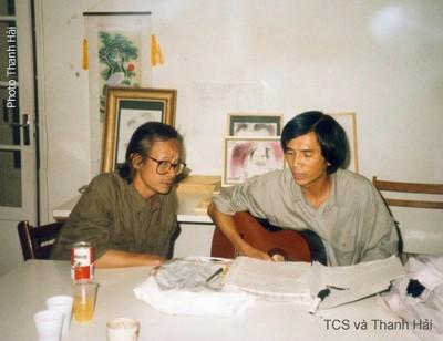 TCS và Thanh Hải