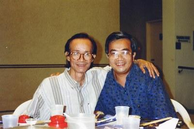 với nhạc sĩ  Võ Tá Hân
