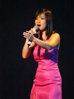 Hồng Nhung trong chương trình Trịnh Công Sơn - đêm thần thoại - Ảnh: T.T.D.