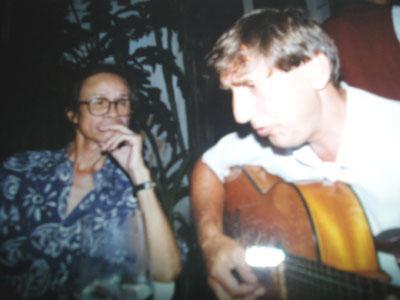 Richard Fuller và Trịnh Công Sơn