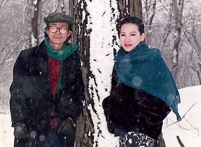 Trịnh Công Sơn và em gái Trịnh Vĩnh Trinh