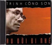 Bìa CD Ru Đời Đi Nhé