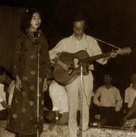 Trịnh Công Sơn và Khánh Ly, 1966