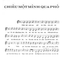 music sheet 1