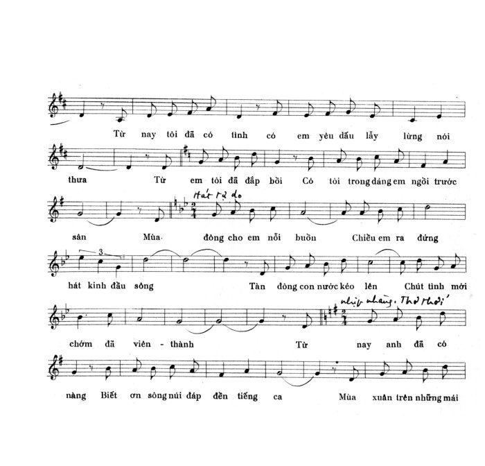 music sheet 4