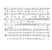 music sheet 6