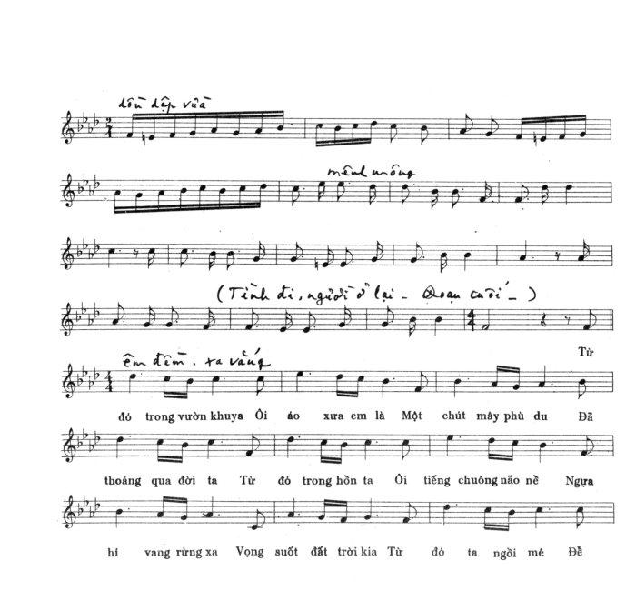 music sheet 8