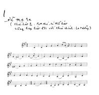 music sheet 3